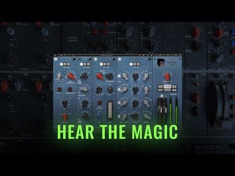 Plugin Demo: Abbey Road TG Mastering Chain