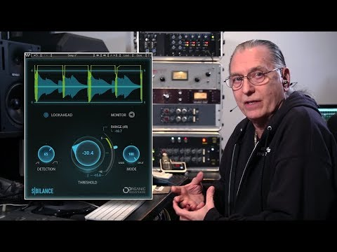 How to De-Ess Vocals with the Waves Sibilance Plugin
