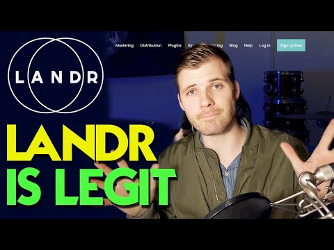 LANDR is more than just mastering!