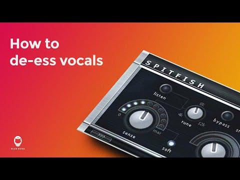 👨🚀 How to DE-ESS vocals (Remove Sibilance)