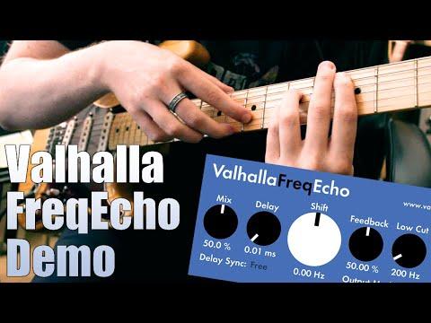Valhalla - FreqEcho - Demo (Free plugin!)