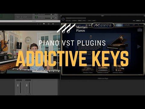 🎹Addictive Keys Piano VST Plugin Review - Addictive Keys Studio Grand, Modern Upright🎹