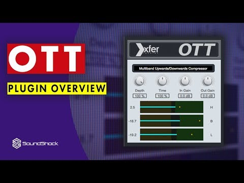 OTT by Xfer Records Overview
