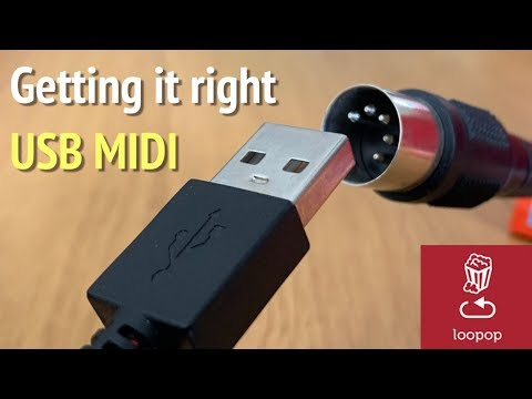 USB & MIDI: Everything you need to know to get it right (USB MIDI Host vs Interface explained)