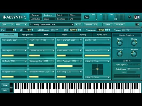 Absynth 5 Pads Tutorial 2020 | Design your Atmospheric, Ambient, Deep & Dark Pads