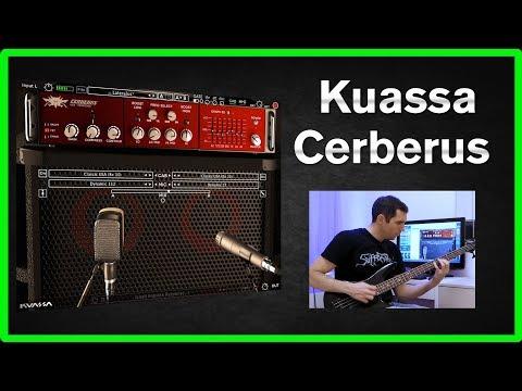 Kuassa Cerberus - Bass Amp Sim VST Plugin review and tone test