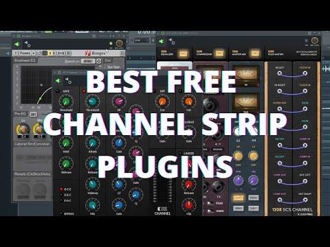 Best Free Channel Strip Plugins