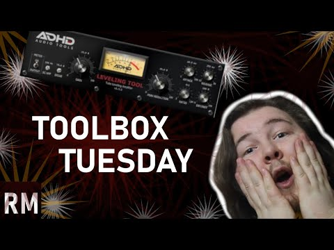 FREE PLUGIN - ADHD Leveling Tool // Toolbox Tuesday