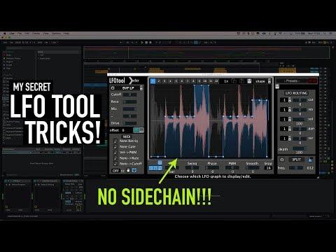 My Secret LFO Tool Tricks