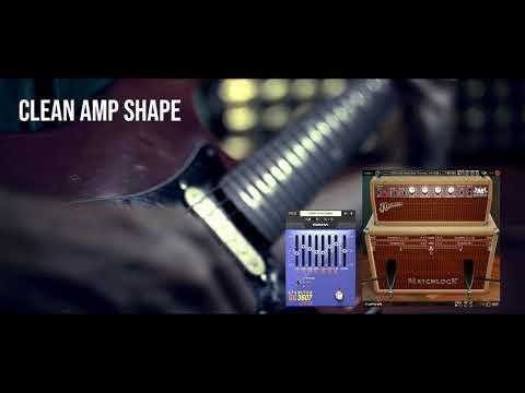 Melodic Demo - Efektor GQ3607 Free Guitar Graphic Equalizer Plugin