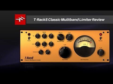 IK Multimedia-Classic Multiband Limiter