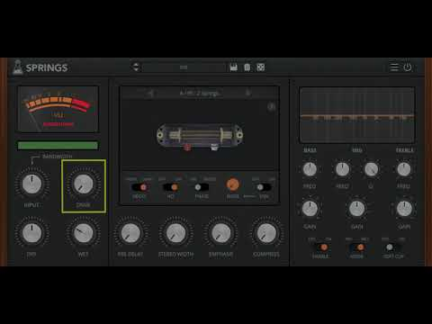 AudioThing Springs Review - Best Spring Reverb Ever Made?