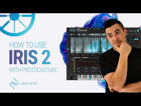 How To Use iZotope Iris 2 with Protoculture