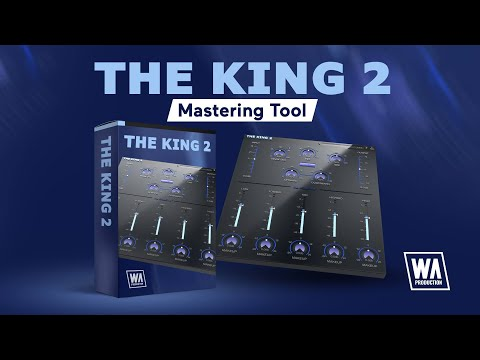 The King 2 - All In One Mastering Tool (VST / AU / AAX)