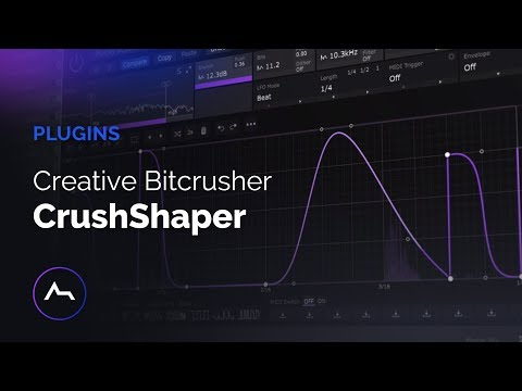 CrushShaper by Cableguys - Ultimate Creative Bitcrusher