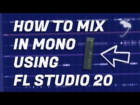 How to Mix in Mono Using FL Studio (And Why)