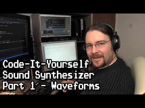 Code-It-Yourself! Sound Synthesizer #1 - Basic Noises