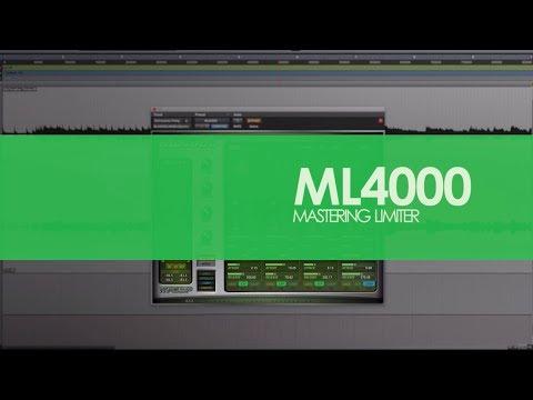 ML4000 Multi-Band Dynamics Mastering Limiter