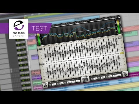 Turn A Dreary Sounding Mix Around In Seconds With Waves 30 Band GEQ Graphic EQ Plug-in