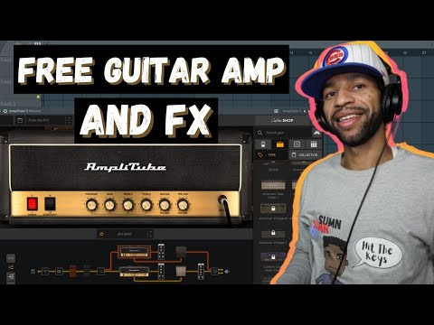 Amplitube 5 CS FREE Guitar Amp And FX Simulation By IK Multimedia Review And Demo