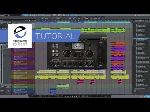 Mastering In Studio One - Part 2 - Brainworx bx_masterdesk - Free Video Tutorial