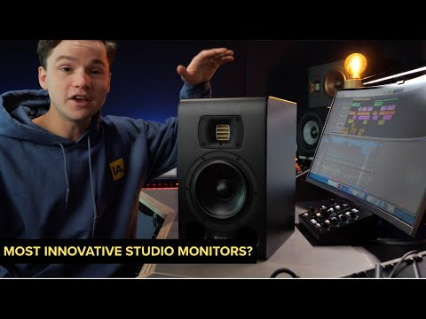 Overview of the new HEDD Audio Type 7 MKII Studio Monitor