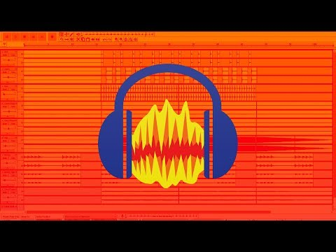 Making Music Using ONLY AUDACITY