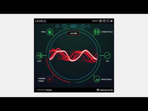 Mastering With LEVELS
