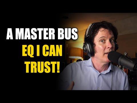 A MasterBus EQ I Can Trust!   AMEK EQ 200 Demo & Giveaway