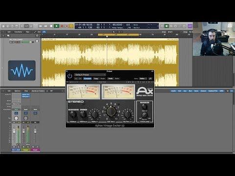Pro Mastering Secret 🎛 Waves Aphex Vintage Aural Exciter