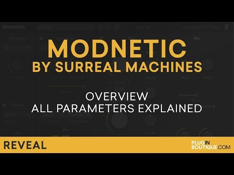 Modnetic by Surreal Machines | Review of Parameters Tutorial