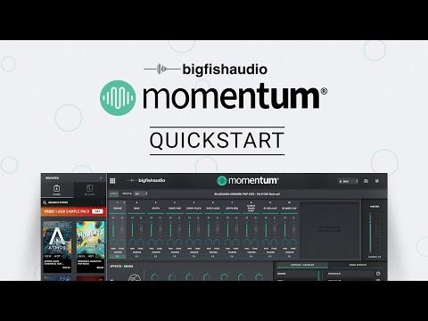 Momentum - QuickStart