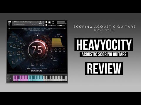Heavyocity - Scoring Acoustic Guitars Review
