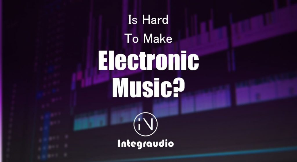 Can I learn Music Production By Myself? | Integraudio.com