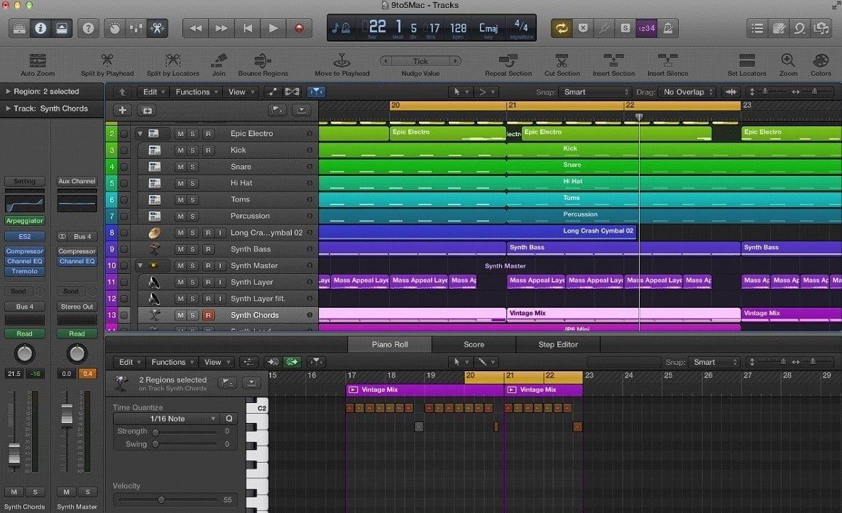 Logic Pro X - What's The Most CPU Efficient DAW? (5 DAWs Compared) | Integraudio.com
