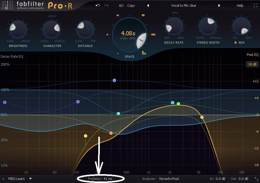 FabFilter Pro-R | How To Mix With Reverb: How Much Reverb Is Too Much? | Integraudio.com