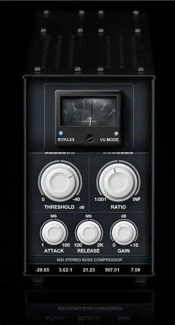 Minimal System Instruments Stereo Buss Compresor Review - 37 Best Free Vst Compressor Plugins | Integraudio.com
