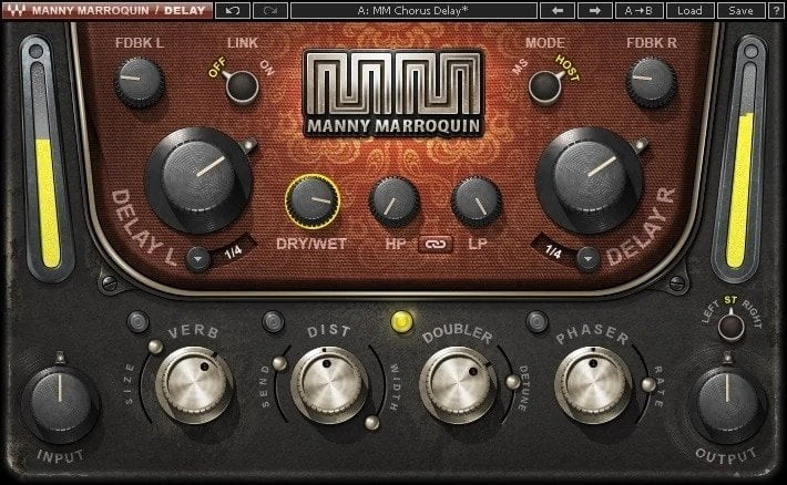 Waves Manny Marroquin Delay Review - 33 Best WAVES Plugins of 2020 | Integraudio.com