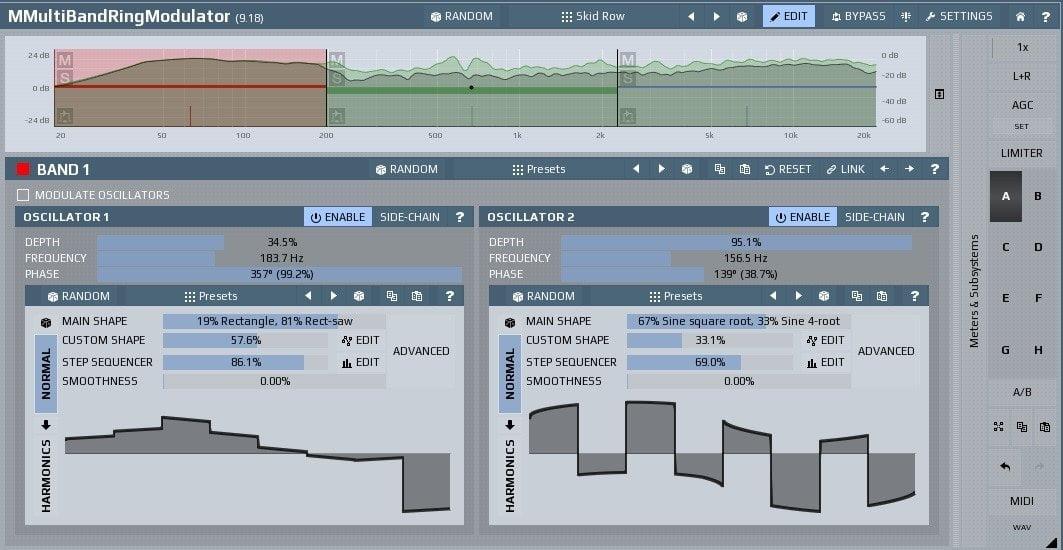 Melda MRingModulatorMB Review - 29 Best Sound Design VST Plugins | Integraudio.com