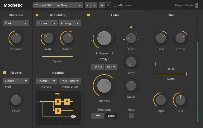 Surreal Machines Modnetic Review - 15 Best Delay Plugins | Integraudio.com