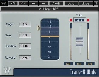 Waves Trans-X Review - 33 Best WAVES Plugins of 2020 | Integraudio.com