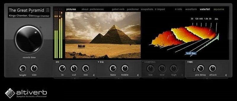 Audio Ease Altiverb 7 Review - The 10 Best Convolution Reverb Plugins   Integraudio.com