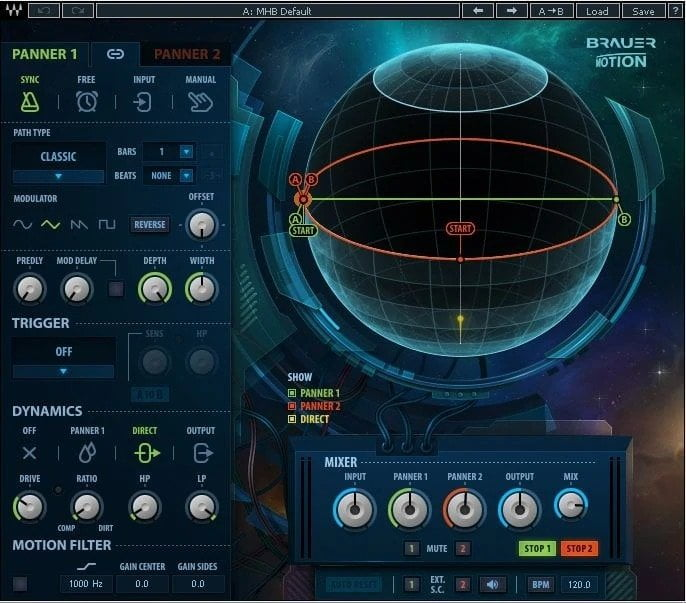 Waves Brauer Motion Review - 33 Best WAVES Plugins of 2020 | Integraudio.com