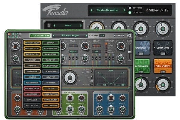 Sugar Bytes Turnado Review - 29 Best Sound Design VST Plugins | Integraudio.com