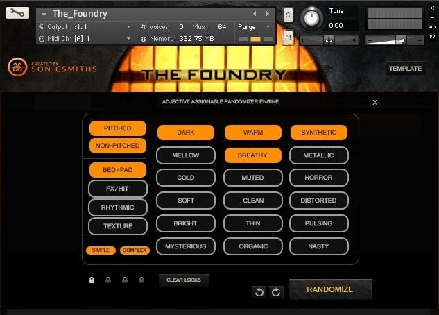 Sonicsmiths The Foundry Review - 29 Best Sound Design VST Plugins | Integraudio.com