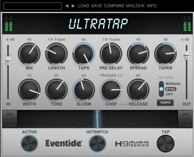 Eventide Ultratap Review - 15 Best Delay Plugins | Integraudio.com