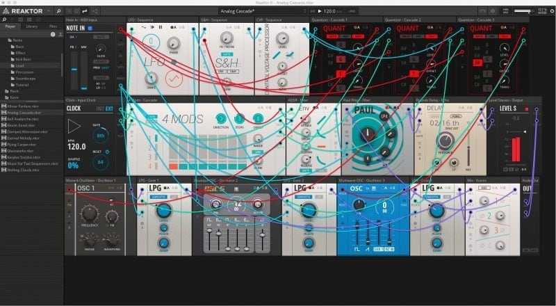 NI Reaktor 6 Review - 29 Best Sound Design VST Plugins | Integraudio.com