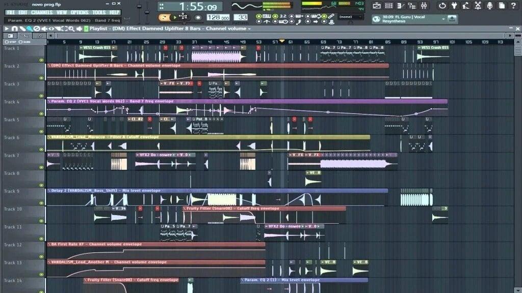 FL Studio 20 - What's The Most CPU Efficient DAW? | Integraudio.com