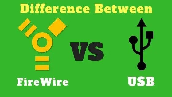 Main Difference Between FireWire vs USB Audio Interface | Integraudio.com