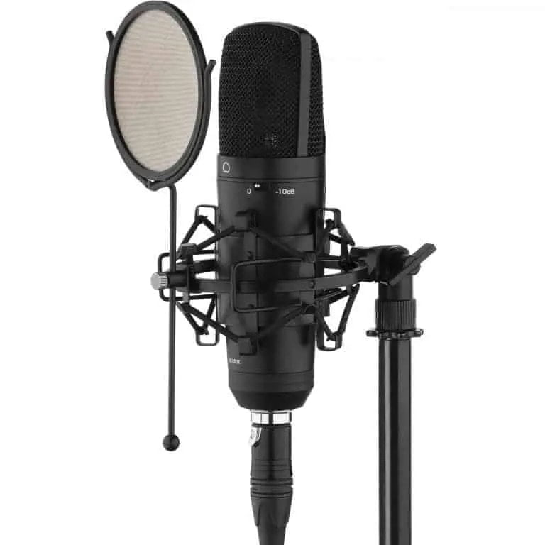 What Are The Main Different Types of Studio Microphones? | Integraudio.com